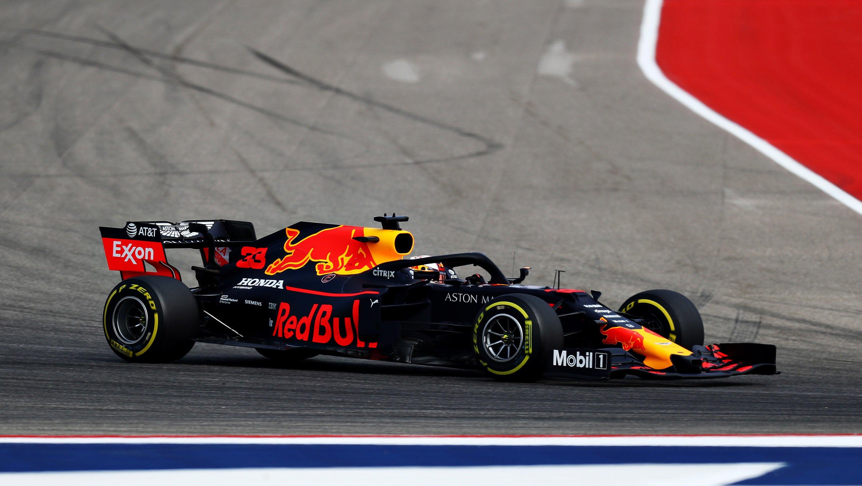 Foto de TL3 EUA – Max Verstappen, supera Vettel e assume liderança no Circuito das Américas