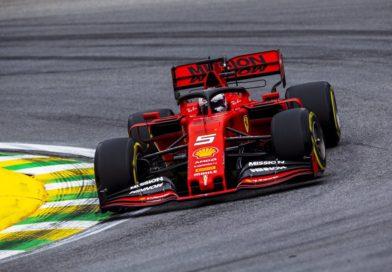 TL2 Brasil – Sebastian Vettel puxa dobradinha da Ferrari em Interlagos, com Max Verstappen em 3°