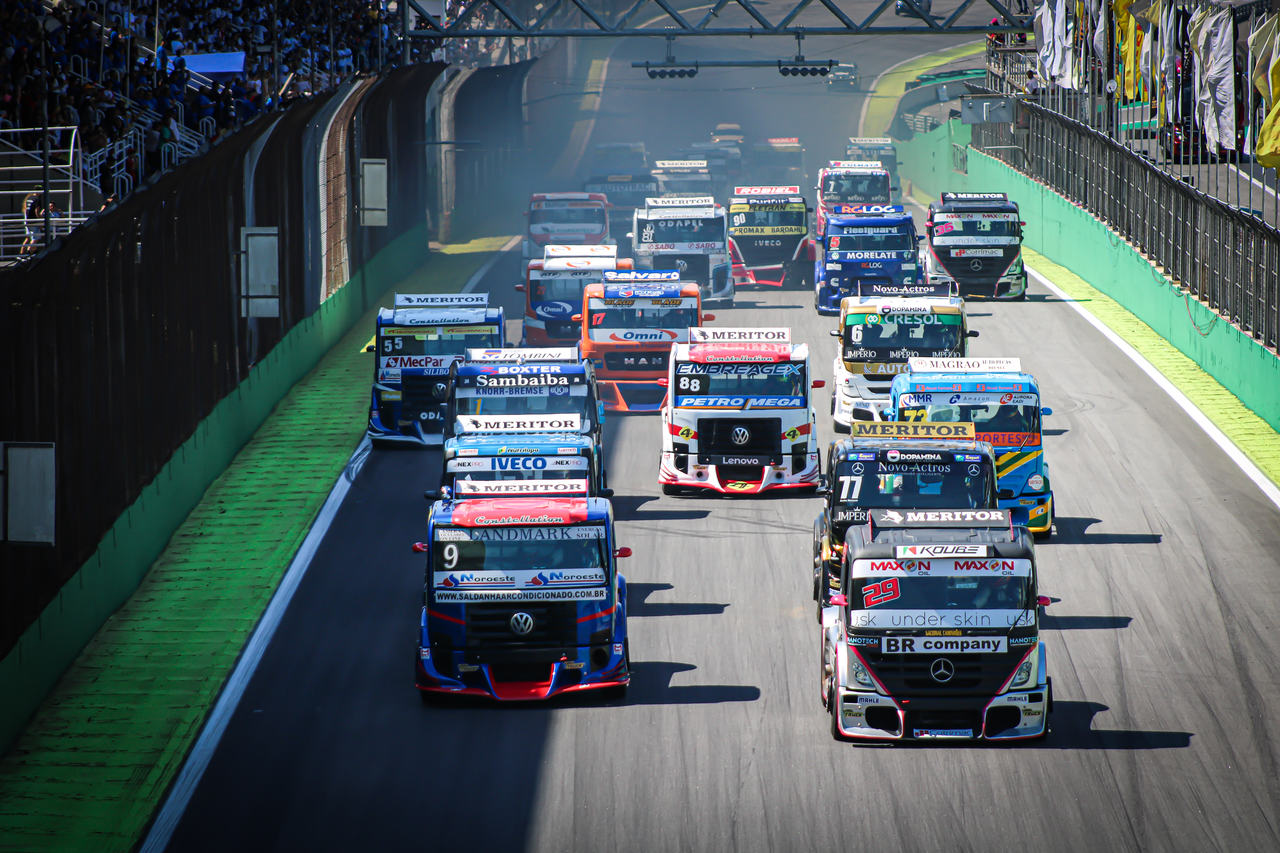 Photo of Calendário da Copa Truck é divulgado e Stock Car vai unir forças com os brutos