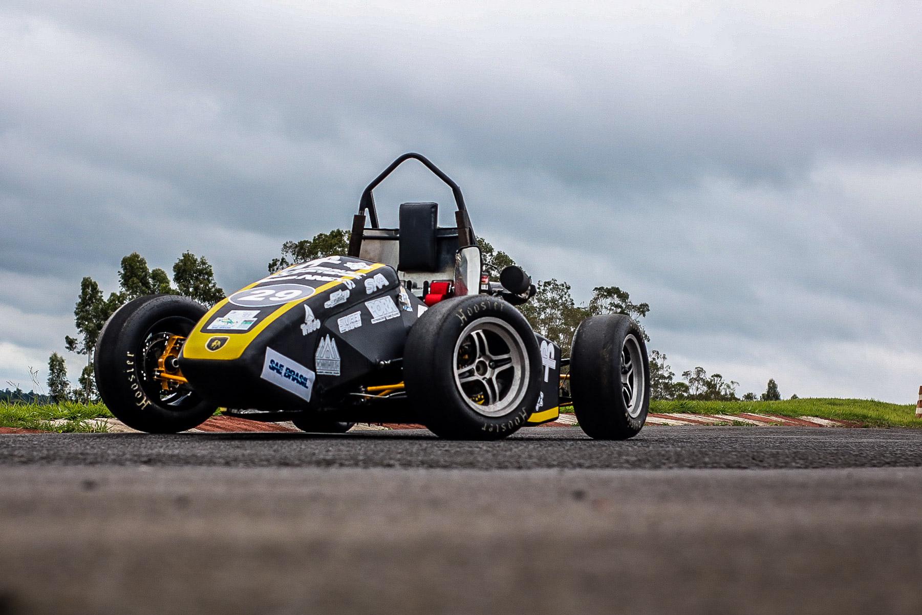 Foto de Você conhece a Fórmula SAE?