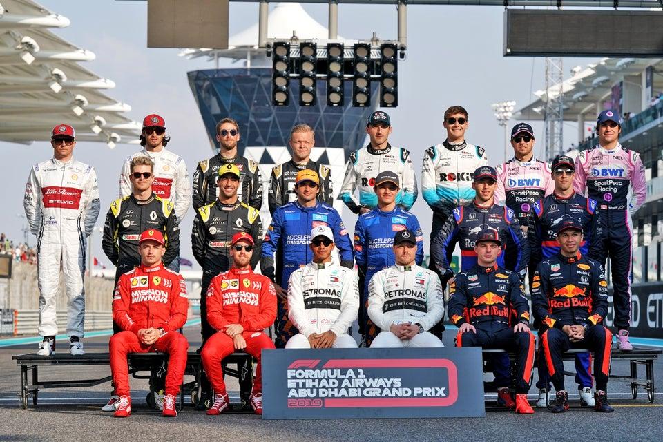 Foto de GP de Abu Dhabi: um retrato perfeito da temporada de 2019