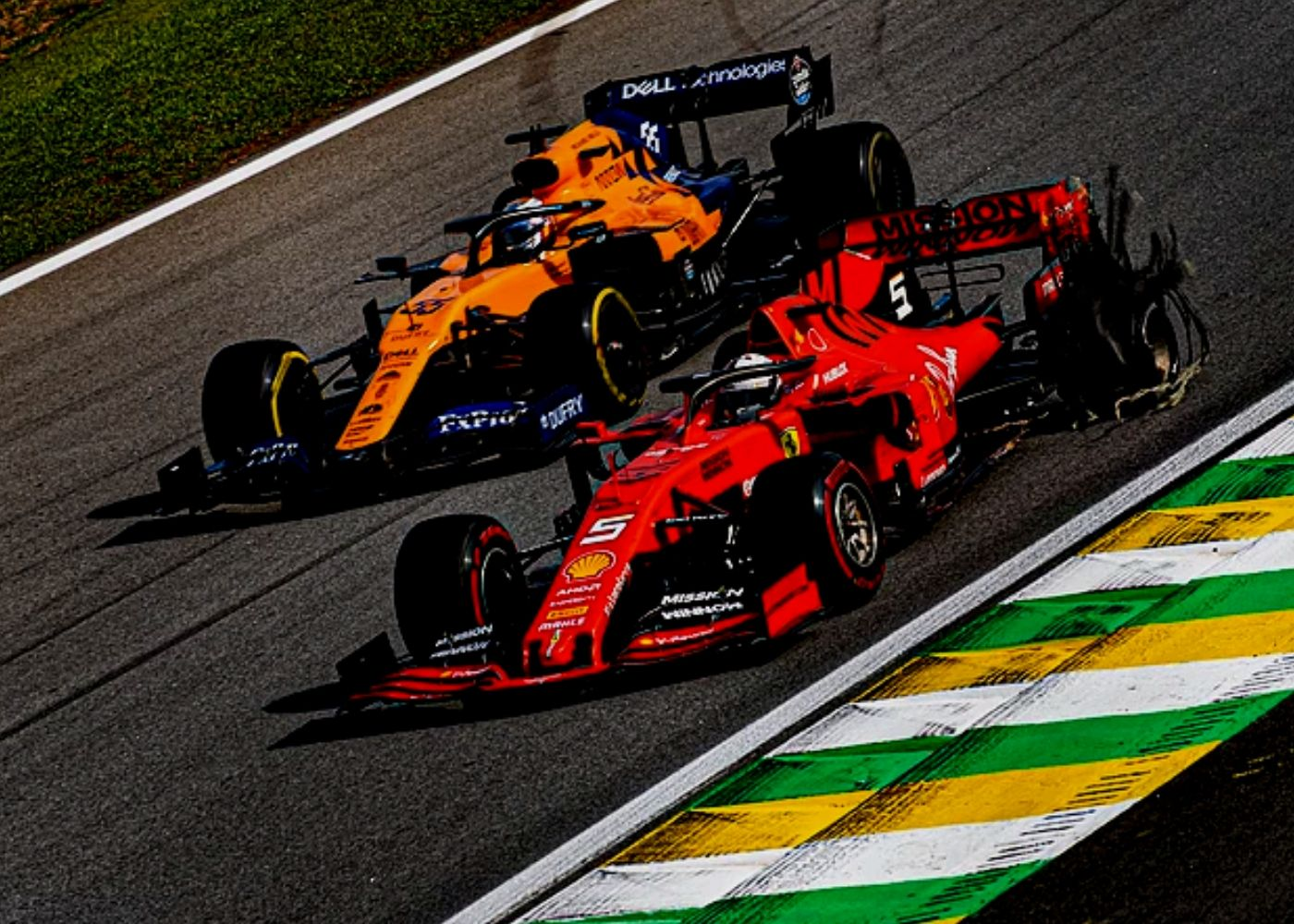 Photo of Retrospectiva: Como foi o retorno de  Mercedes, Ferrari, Red Bull e McLaren