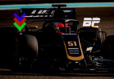 Segundo dia de testes da Pirelli em Abu Dhabi, Pietro Fittipaldi que testou com a Haas e George Russell termina na liderança