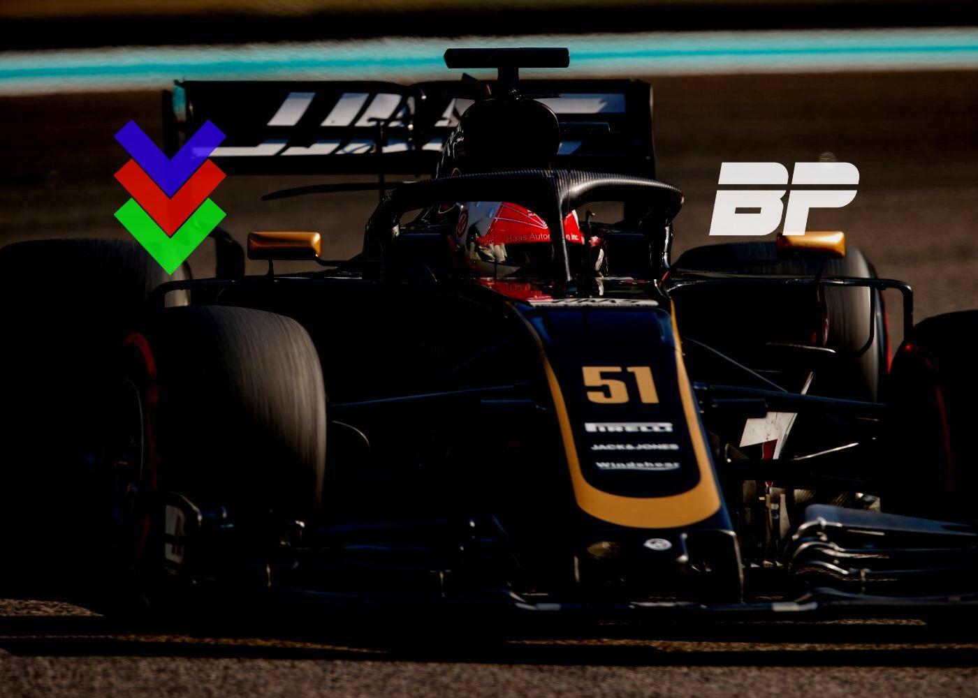 Foto de Segundo dia de testes da Pirelli em Abu Dhabi, Pietro Fittipaldi que testou com a Haas e George Russell termina na liderança