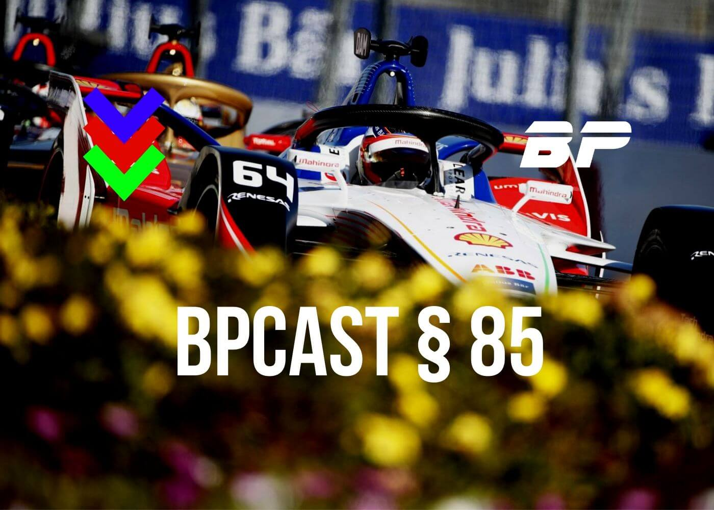 Foto de BPCast § 85 | Preview do EPrix de Marrakesh da Fórmula E
