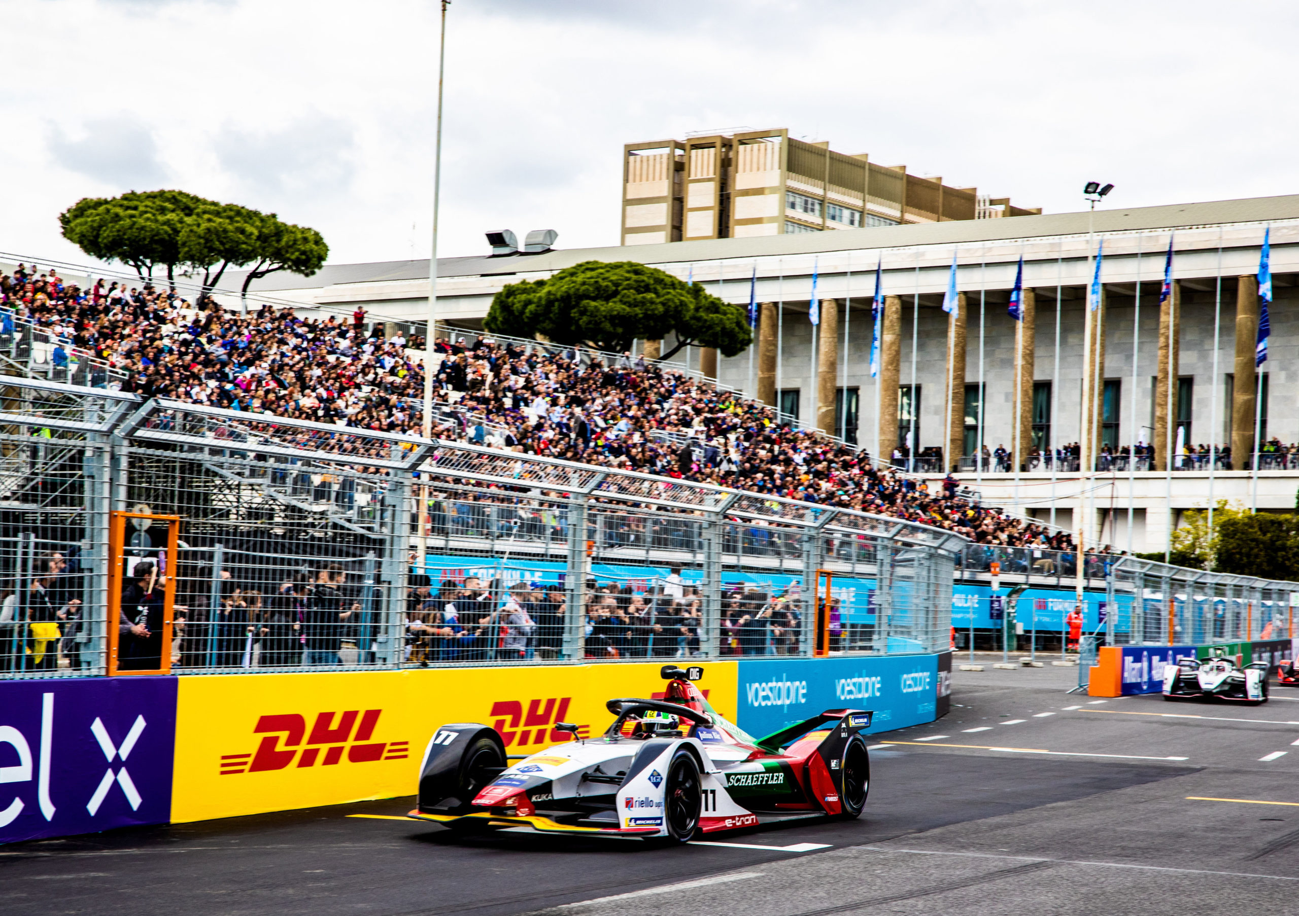 Photo of Fórmula E anuncia cancelamento do ePrix de Roma por conta de coronavírus