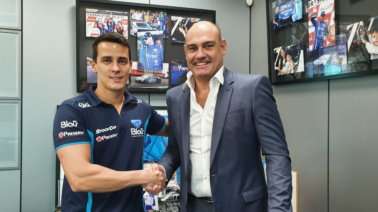 Photo of Blau Motorsport contrata Diego Nunes para a temporada 2020 da Stock Car