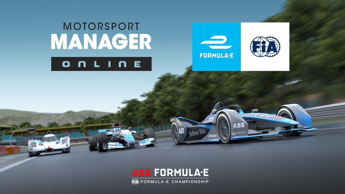 Photo of Fórmula E invade o game Motorsport Manager, o mais famoso em estratégia