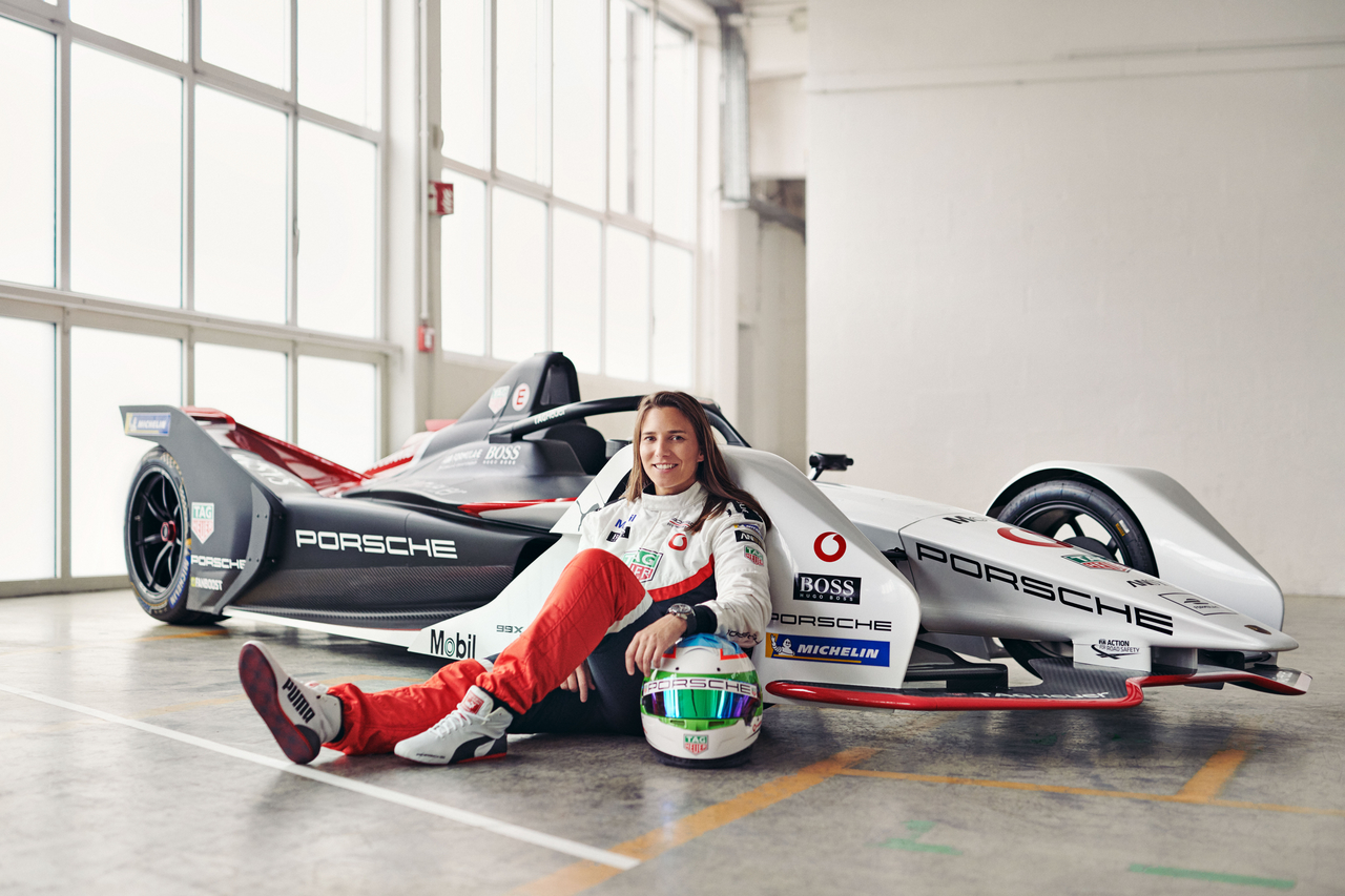Photo of Simona de Silvestro está inscrita no programa de pilotos para disputar a Extreme E