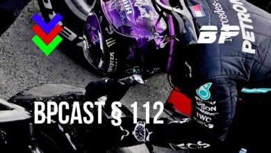 Foto de BPCast § 112 | Review do GP da Grã-Bretanha de Fórmula 1