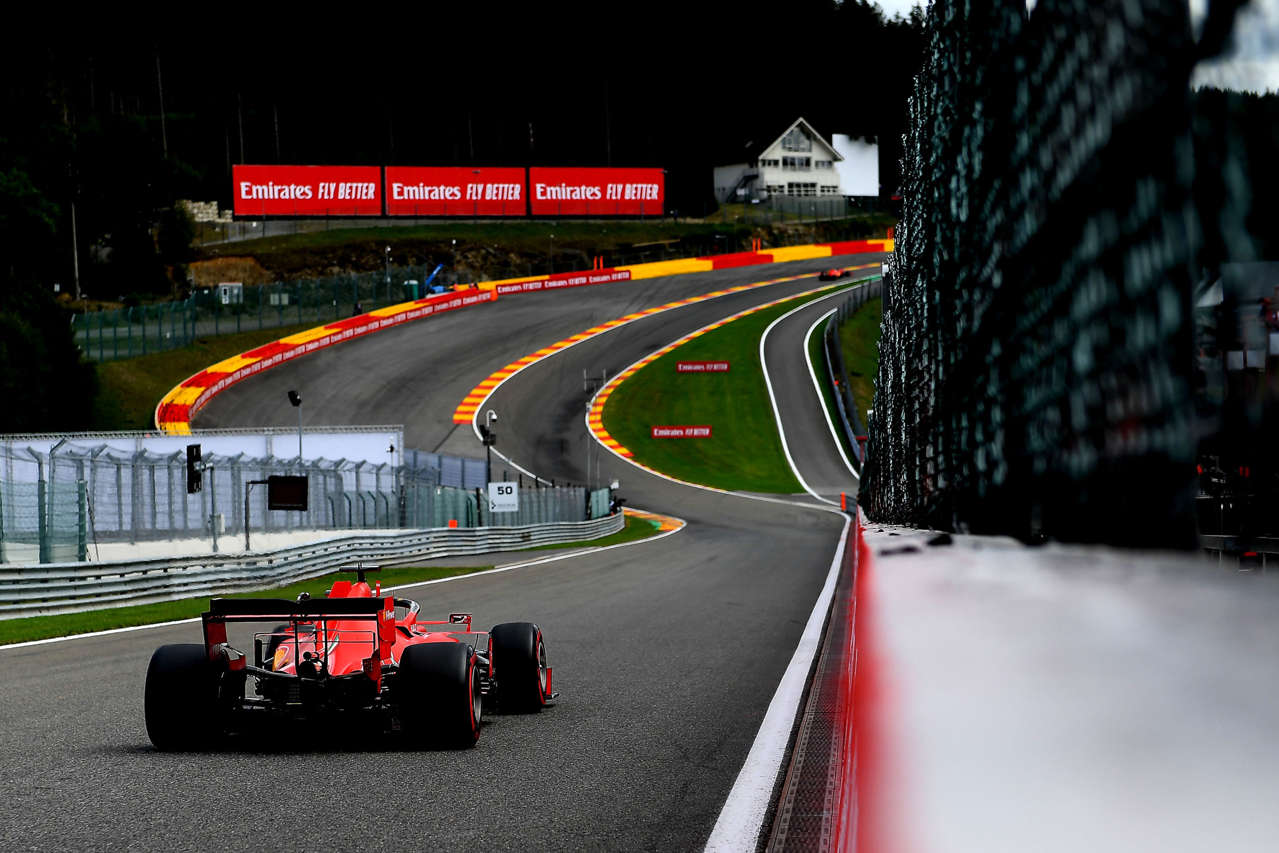 GP da Bélgica - Classificação da Ferrari - Foto: Media Ferrari