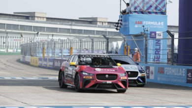 Photo of Simon Evans vence penúltima etapa do Jaguar I-Pace eTROPHY