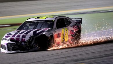 Foto de NASCAR Cup Series: William Byron desencanta com estilo em Daytona. Jimmie Johnson fica fora dos playoffs
