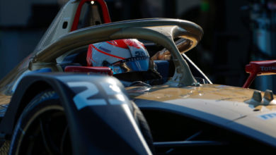 Photo of Félix da Costa larga em 9º, mas Techeetah se mantém na pole com Vergne