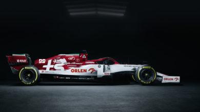 Foto de Em tributo à Itália, Alfa Romeo vai utilizar pintura especial em Ímola