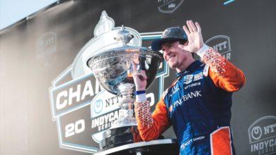 Foto de Em corrida doida, Newgarden vence, mas Dixon conquista o hexa da Indy