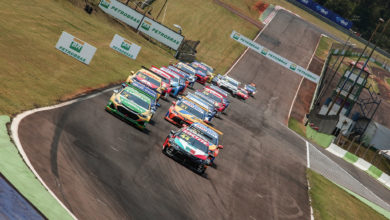 Foto de Galeria de fotos da 6ª etapa da Stock Car em Cascavel