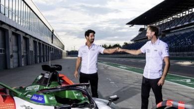 Foto de Audi confirma Lucas di Grassi e René Rast para a 7ª temporada da Fórmula E