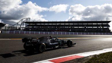 Foto de TL3 – Valtteri Bottas encaixa boa volta e lidera sessão movimentada em Nürburgring