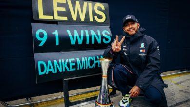 Foto de Hamilton segue buscando o sétimo título, pois não acredita que a temporada está garantida