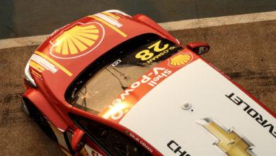 Foto de Galeria de fotos da Stock Car em Cascavel. As primeiras imagens de sexta-feira