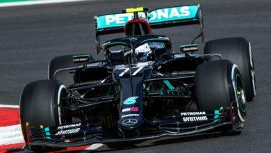 Foto de TL1 Portugal – Em sessão movimentada, Valtteri Bottas lidera dobradinha da Mercedes em Portimão