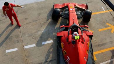 Foto de A Ferrari está confiante com o novo motor para 2021