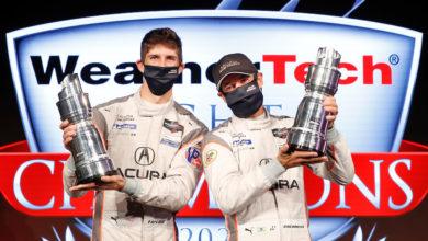 Foto de Na despedida da Penske, Hélio Castroneves e Ricky Taylor são campeões da IMSA