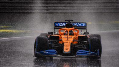 Foto de Carlos Sainz vai perder três posições no grid de largada do GP da Turquia