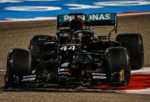 Foto de TL2 Bahrein – Hamilton fecha sexta-feira na liderança, seguido por Verstappen. Abon bate e provoca bandeira vermelha
