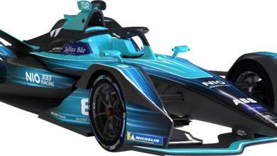 Foto de Fórmula E: NIO 333 apresenta o novo carro e confirma Tom Blomqvist como companheiro de Oliver Turvey