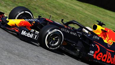 Foto de A Pirelli revelou o motivo do abandono de Max Verstappen no GP da Emilia-Romagna