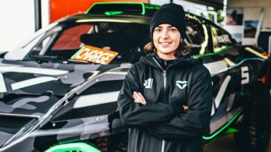 Foto de Veloce Racing confirma Jamie Chadwick como sua piloto feminina na Extreme E