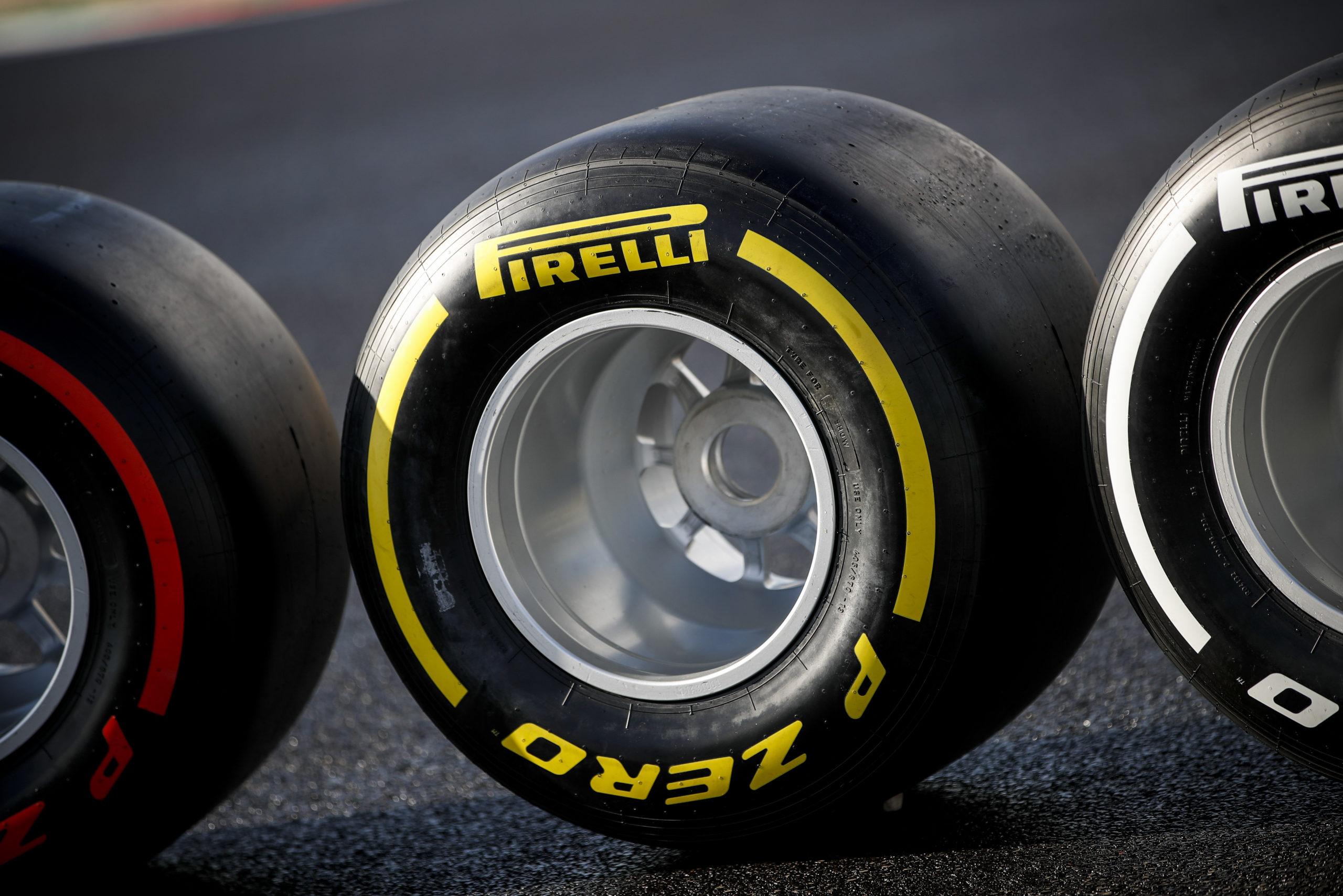 Foto de GP da Turquia – Os pneus escolhidos para a 14ª rodada da temporada 2020
