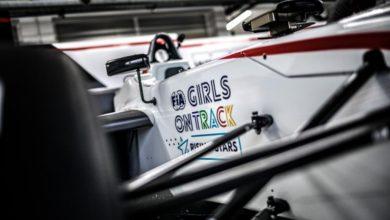 Foto de Final do FIA #GirlsOnTrack é adiada pois uma das participantes testou positivo para o Covid-19