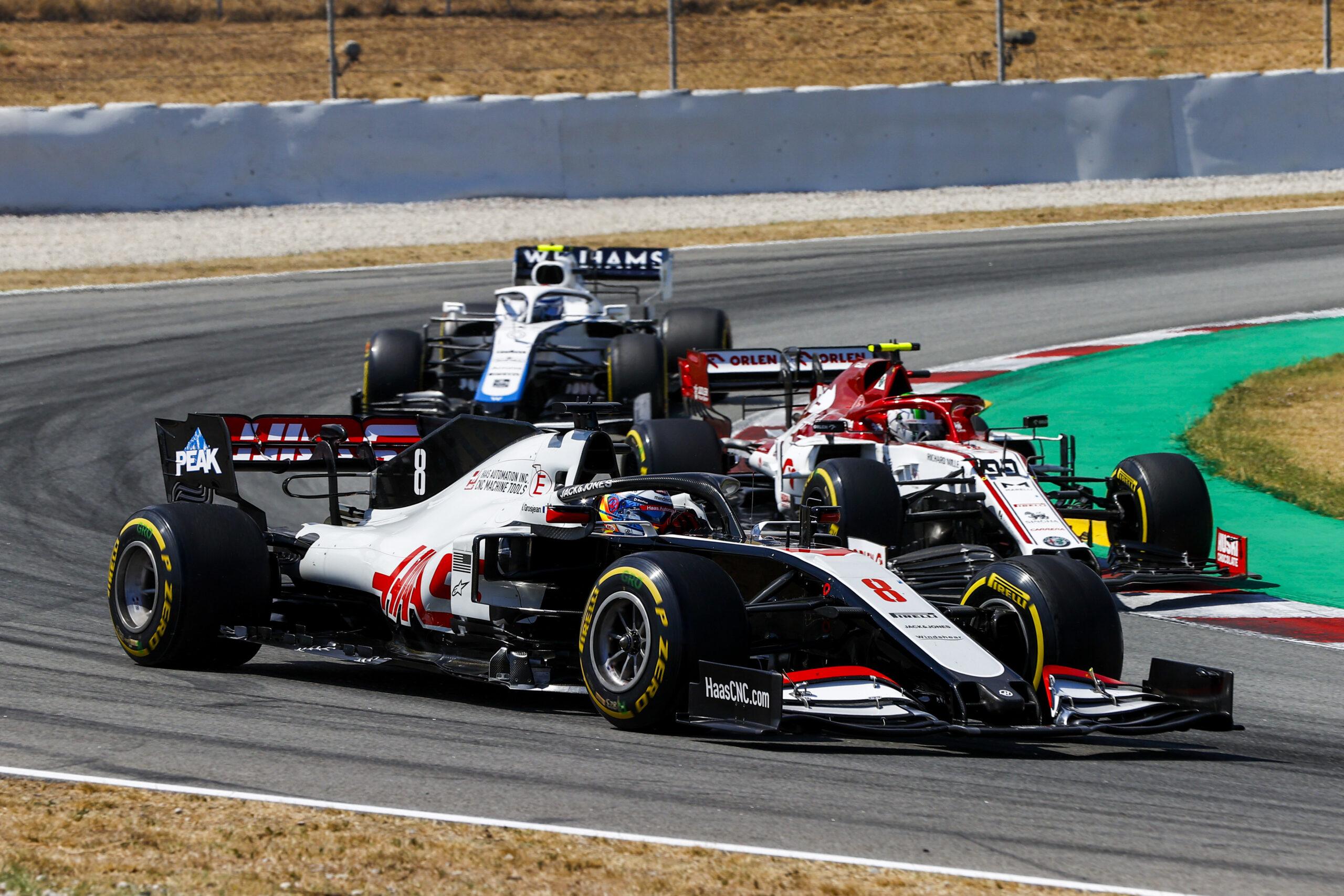 Foto de OPINIÃO – A temporada 2020 da Haas