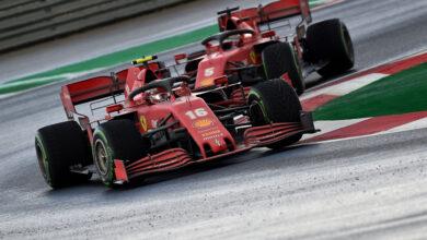 Foto de OPINIÃO – Temporada 2020 da Ferrari