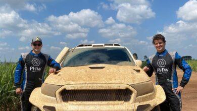 Foto de Nova dupla da X Rally Team se prepara para mais desafios