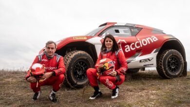 Foto de Lenda do Rally Dakar, Carlos Sainz vai correr na Extreme E em 2021
