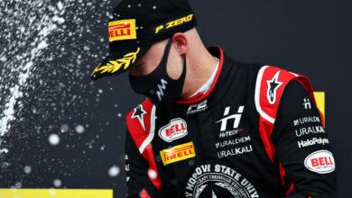 Foto de Haas confirma Nikita Mazepin como um dos pilotos para a temporada 2021