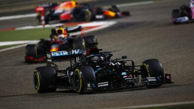Foto de Lewis Hamilton está ansioso pela disputa com a Red Bull em 2021