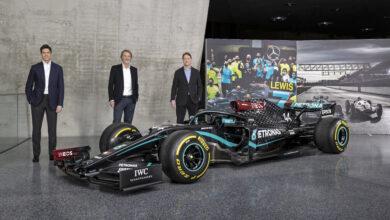Foto de INEOS compra parte das ações da Mercedes