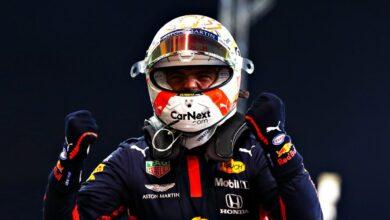Foto de Max Verstappen lidera de ponta a ponta e vence em Abu Dhabi