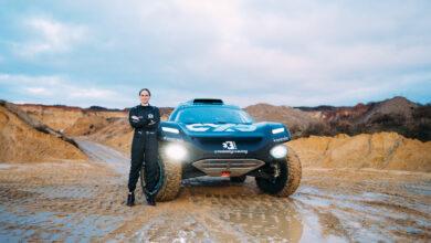 Foto de Extreme E: equipe de Nico Rosberg confirma Molly Taylor, campeã australiana de rally
