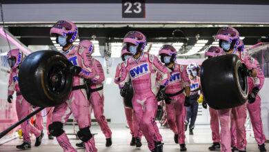 Foto de GP de Sakhir – Estratégias no pit-stop, como as equipes trabalharam no novo circuito