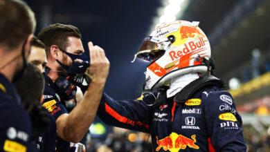 Foto de Volta por Volta – A vitória com folga conquistada por Max Verstappen em Abu Dhabi