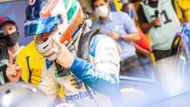 Foto de Ricardo Maurício conquista pole para final da Stock Car