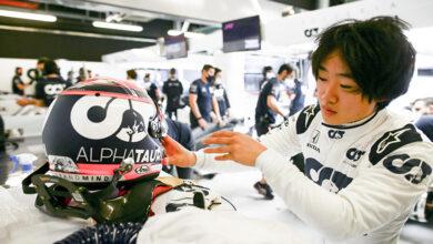 Foto de Yuki Tsunoda é confirmado na AlphaTauri para disputar a temporada 2021 da F1