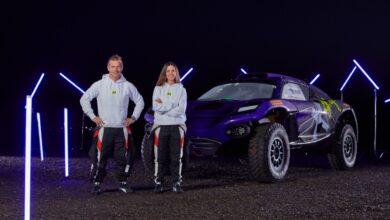 Foto de Extreme E: X44, equipe de Lewis Hamilton, anuncia Sebastien Loeb e Cristina Gutierrez como dupla de pilotos