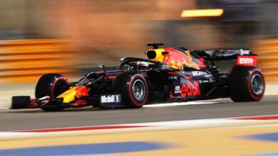 Foto de Max Verstappen supera Bottas e coloca Red Bull na liderança do TL3 em Sakhir